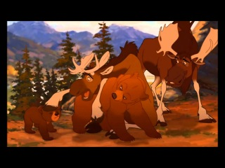 Братец медвежонок 3 - Я уже в пути