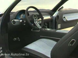 Chevrolet Nomad Concept Driving Footage - From the Autoline Vault