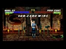 Mortal Kombat Trilogy Sub-Zero Playthrough 1