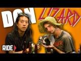 Lizard King & Don