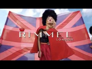 Georgia May Jagger for Rimmel London 1000 Kisses - Commercial