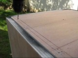 2/4 - Make a guitar cabinet 1x12