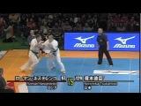 Roman Nesterenko vs Norichika Tsukamoto final 10 world shin