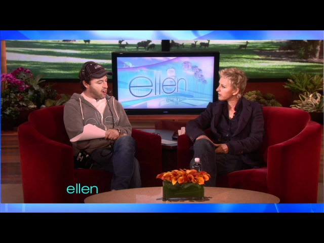 Andy Lassner is Scared of Ellen