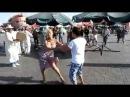 Danser la salsa à Jamaa Lafna Marrakech