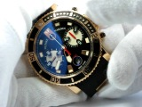 Мужские часы Ulysse Nardin Maxi Marine Diver Chronograph.mp4