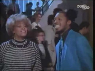 Dionne Warwick & Jeffrey Osborne Love Power 1987
