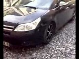 citroen c4 blof off