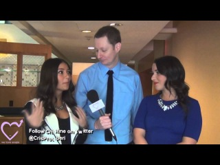 Annie Clark & Cristine Prosperi Talk DEGRASSI & GLAAD Awards on WE LOVE SOAPS TV