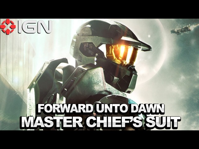 First Look: Master Chief's Suit in Halo 4: Forward Unto Dawn (Live Action Series)