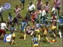 Chivas Vs America Bronca 1986