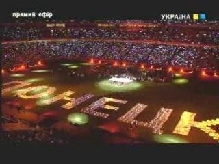 С. Лобода, А. Винницкая и Н. Могилевская - We will rock you