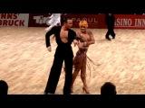 Ferdinando Iannaccone - Yulia Musikhina, Austrian Open 2012, WDC AL latin, final - chachacha