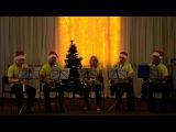 Melon Sax Ensemble - Hark! The Herald Angels Sing