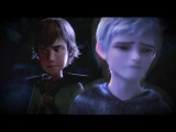 VICTIM OF LOVE HiccupxJack Frost