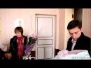 Семья Поваляхины выписка с роддома full HD