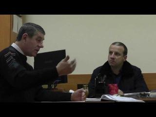Підприємці в голови Одеського ГУМВС Рєзнікова Сергія Дмитровича ч.1