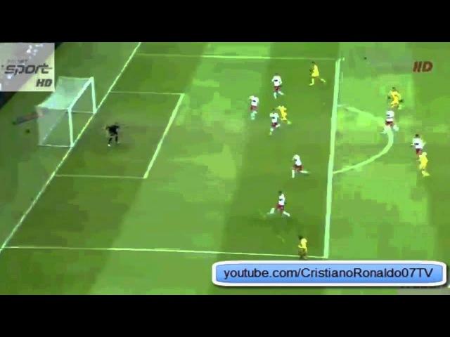 Polska - Ukraina (1-2) Oleh Gusev Bramka Wideo Gol 22-03-2013 Eliminacje do MŚ 2014