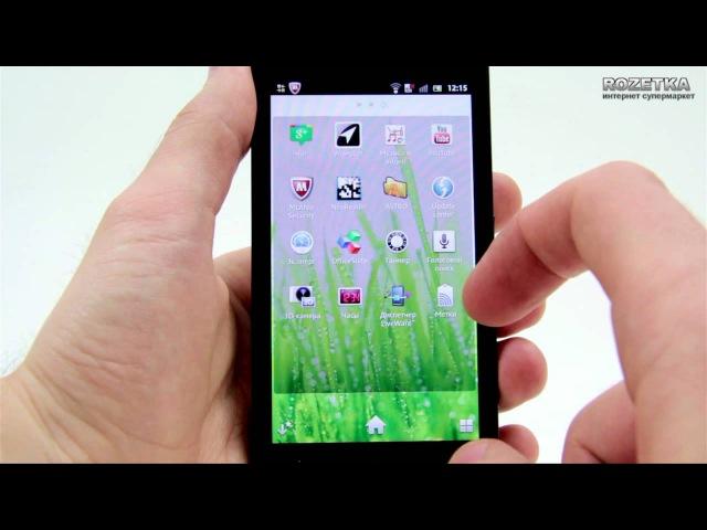 Смартфон Sony Xperia S LT26i
