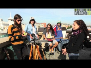 ELEKTRA MONSTERZ - Crimea (live on Balcony TV)