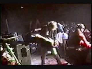 Nirvana - Spank Thru (Live) at Pine Street Theatre, Portland, Oregon (2/9/90)