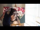 Pop Art Style Portrait Painting
