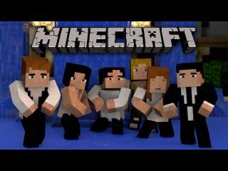 A Minecraft Friends Parody