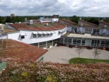 Bishop Justus School Green Roof by Bauder Ltd