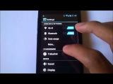 Android 4 ICS LG Optimus Black