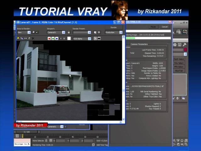 VRAY TUTORIALS -exterior.f4v