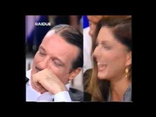 Romina Power e Massimo Ranieri Duetto Doppia Coppia