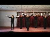Пасхальный фестиваль worship dance (Hillsong - My Jesus, my Savior)