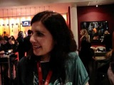 ESCKAZ live in Amsterdam Filipa Sousa (Portugal) interview