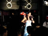 ESCKAZ live in London Filipa Sousa (Portugal) - It's My Time (UK 2009)