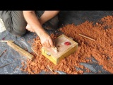 Metal Casting at Home Part 28 Brass &amp Electric Furnace