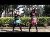 Косплейный танец японок(Косплей японской тайной полиции)