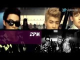 Korea- China song festival - Waiting Room Interview | 2РМ
