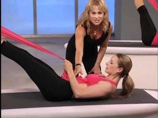 SHAPE magazine Workout Videos: Mari Winsor Pilates Core Strengthening