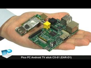 Мини компьютер на Android 4 ICS