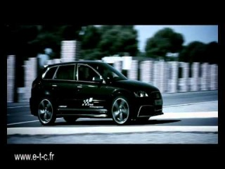 Audi RS3 vs Audi RS3 Acclration 340 ch - 320 KM/H