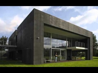 Transformation from an Open Glass House to a Box of Cement and Steel in a few minutes