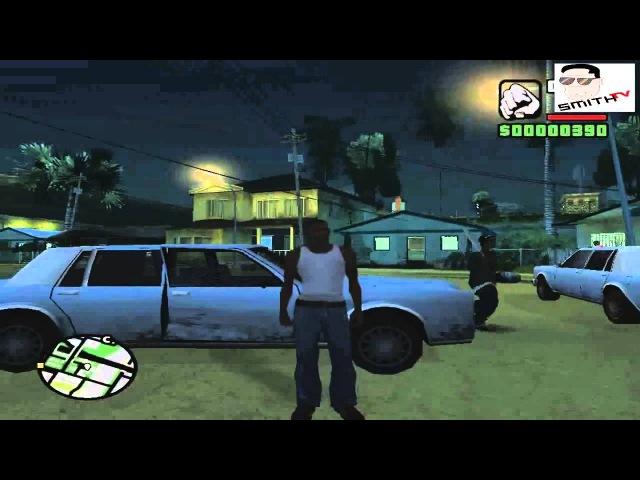 Прохождение GTA San Andreas - ГТА Сан-Андреас (часть 2)