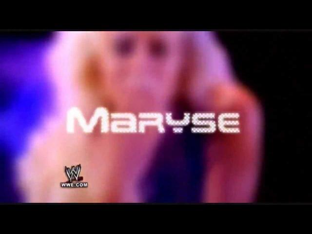 ★Wrestling Mania★™ Maryse Ouellet Titantron