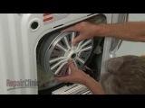 Разборка стиральной машины Samsung (РемДомТех)