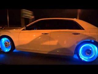 Светодиод на нипель велосипеда, автомобиля, мотоцикла - Светлячок (подсветка шин, диодные LED насадки на колесо, колпачок на нипель) 0