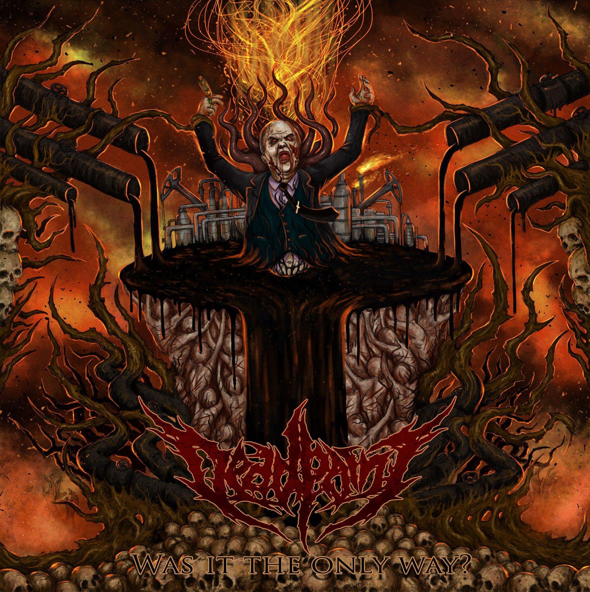 Deadpoint - Was it the only way?(переиздание) (2014)