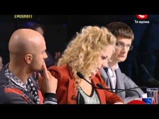 Украина мае талант 4 - ДУО ІНТЕНС - СТБ. Кастинг. Ефір 14/04/2012