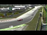 GP3 2012. Этап 6. Венгрия. Гонка 2.