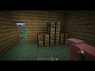 Как построить первый дом в Minecraft - подробное описание
