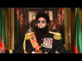 The Dictator - Admiral General Alaldeens New York Press Conference